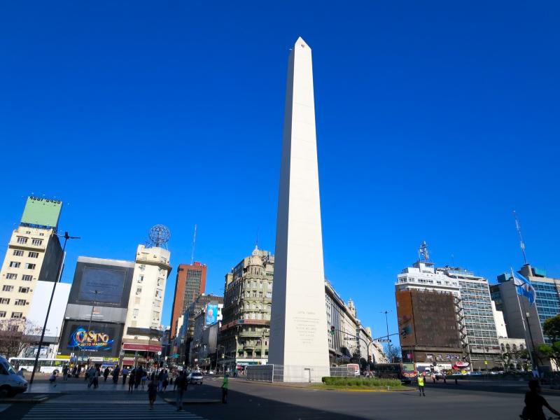 Buenos Aires - Obelisk