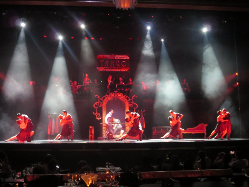 Buenos Aires - Tango Dinner Show