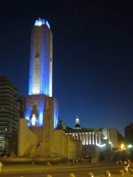Rosario - Monument to the Flag