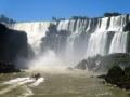 Iguazu Falls - Boat