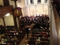 Salzburg - Christuskirche - Wagner College Choir 2013