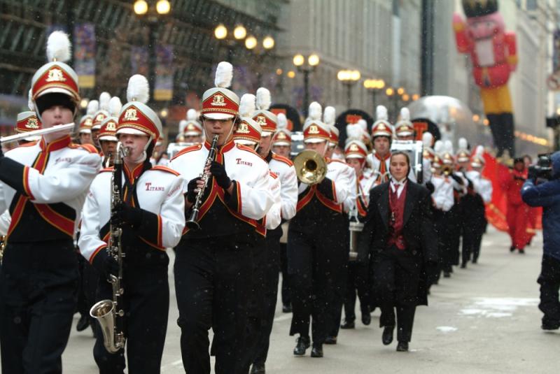 Chicago - McDonald's Thanksgiving Parade