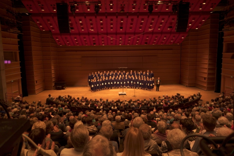 Bergen - St. Olaf Choir 2013
