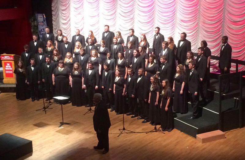 Castlebar - Royal Theatre - Morehead State University Mayo Festival Final Concert 2014