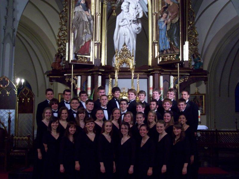 Krakow - Bexley HS concert 2009
