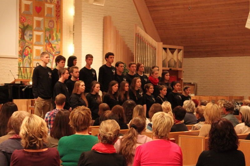 Minnehaha Academy Singers 2013