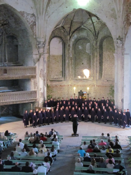 Narva - Aleksandri Kogodus - Northwestern College Choir 2010