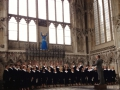 Ely - Ely Cathdral - Luther Nordic Choir 2012