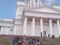 Helsinki - Helsinki Cathedral - Northwestern College Choir 2010
