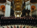 London - St. Paul's Cathedral - Concordia Choir 2007