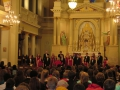 New Orleans - St. Louis Cathedral - St. Paul Central HS Chamber Choir 2014