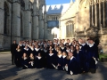 York Minster & St. Michael Le Belfrey - Luther Nordic Choir 2012