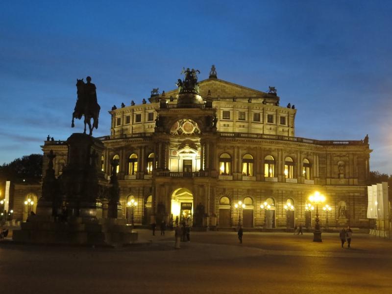 Dresden - Opera House