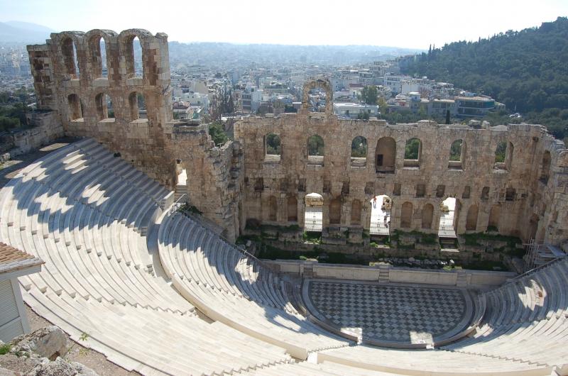 Acropolis -Herodeion Amphitheater