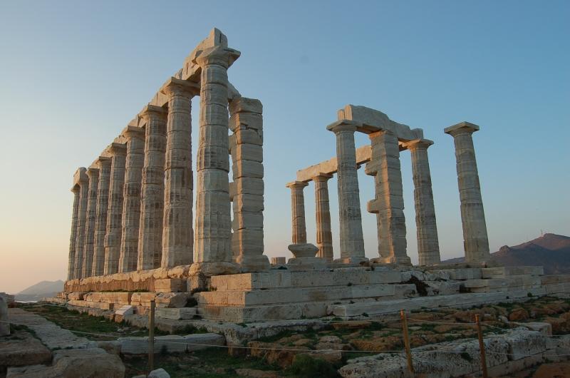 Suonion - Temple of Poseidon
