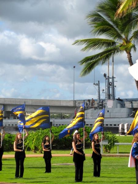 Pearl Harbor - USS Bowfin - Carl Sandburg HS 2011