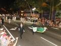 Waikiki Holiday Parade - Carter HS Banner 2013