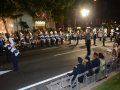 Waikiki Holiday Parade - Grain Valley HS standstill performance 2013