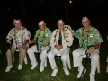 Waikiki Holiday Parade - Pearl Harbor Survivors - Earl Smith - Alfred Rodrigues - Delton Walling - Everett Hyland 2013