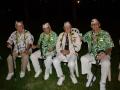 Waikiki Holiday Parade - Pearl Harbor Survivors - Earl Smith - Alfred Rodrigues - Delton Walling - Everett Hyland 2013