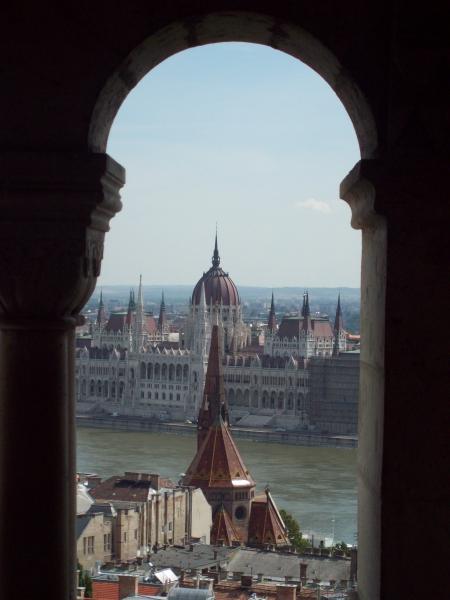 Budapest - Skyline and Parliament