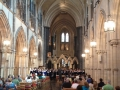 Dublin - Christ Church Cathedral - Luther Nordic Choir 2012