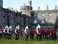 Kilkenny Castle - Homestead HS Marching Band Tuba section 2013