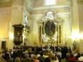 Castel Gandolfo - Church of San Tommaso - University of Mount Union Choir 2011