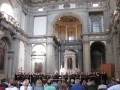 Florence - Church of Santo Stefano al Ponte - University of Mount Union Choir 2011
