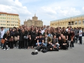 Florence - School exchange - Edina HS Orchestra 2012