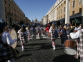 Rome New Year's Parade - Hillcrest Highlanders 2008