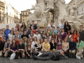 Rome - Piazza Navona - Jefferson HS Band