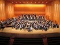 Augustana Symphonic Band joint concert 2014