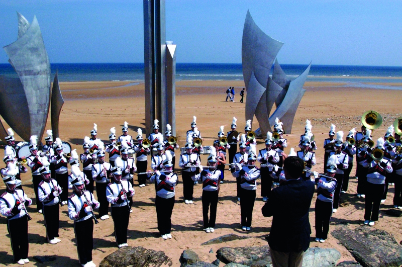 Utah Beach - Timpview HS 2004