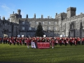 Kilkenny Castle - Homestead HS Marching Band 2013