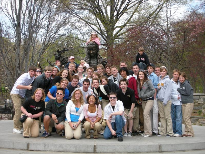 New York City - Central Park - Maple Grove HS Choir 2007