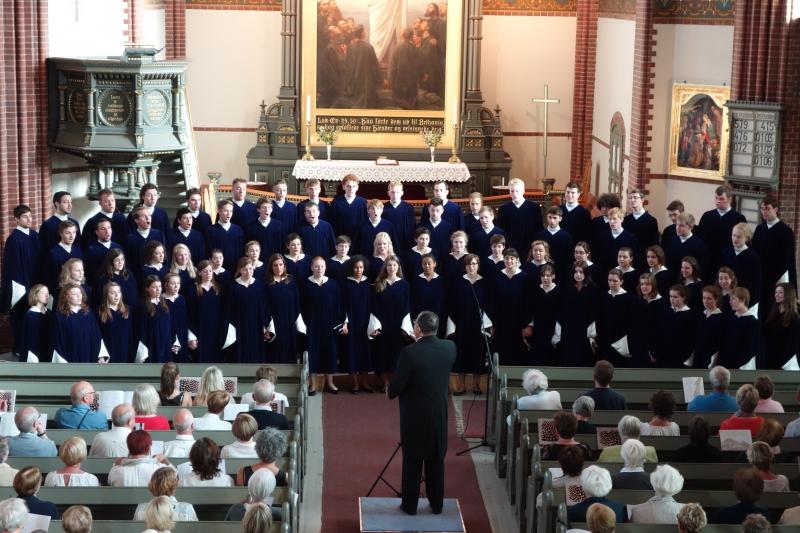 Arendal - St. Olaf Choir 2013