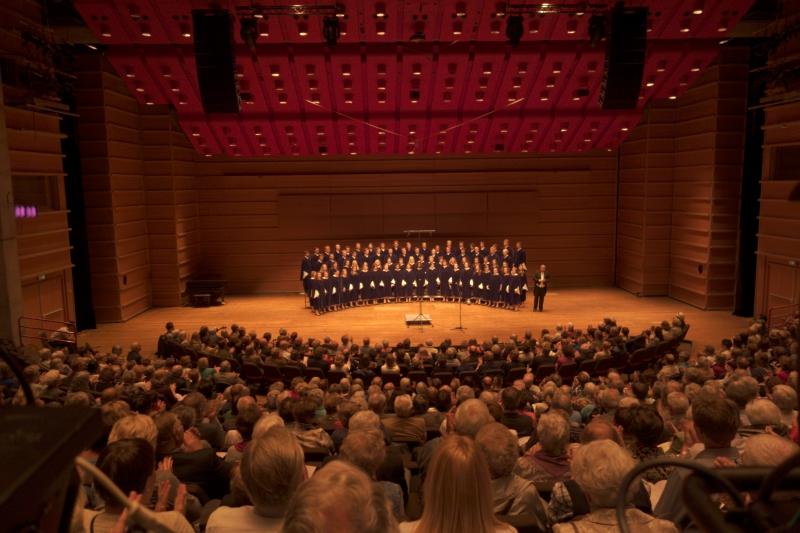Bergen - St. Olaf Choir 2013