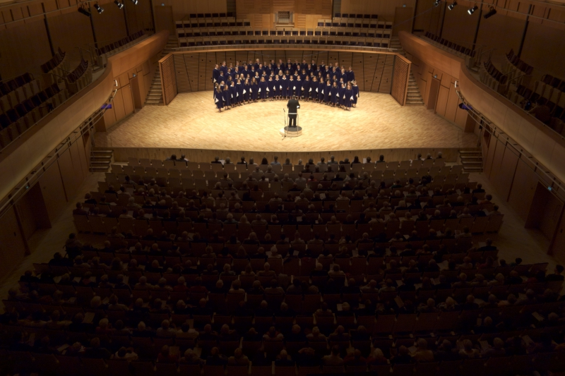 Stavanger - St. Olaf Choir 2013