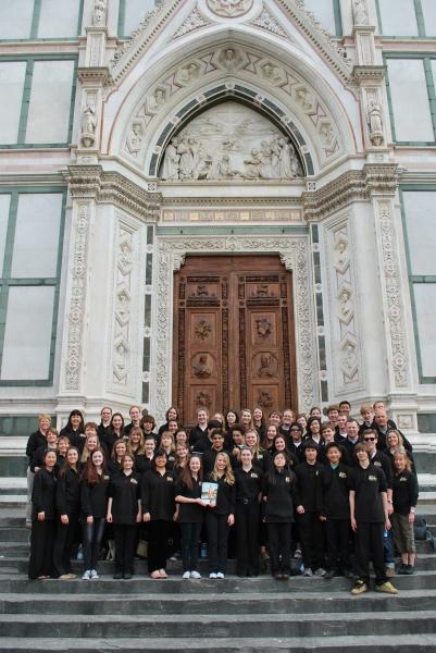 Florence-Duomo-Edina-HS-Orchestra-2012