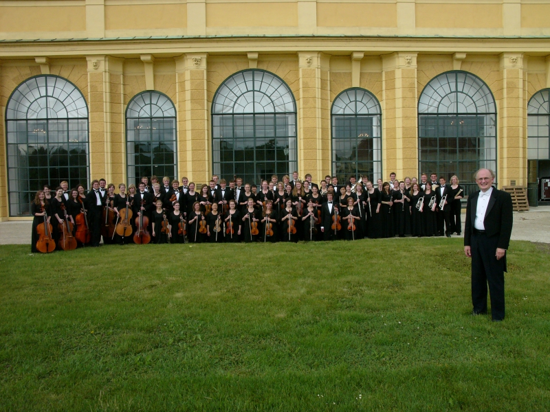 Vienna - Orangerie - Concordia Orchestra 2009