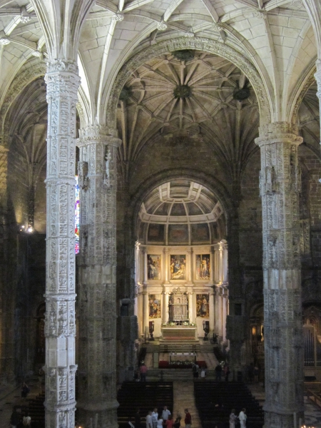 Lisbon - Jeronimos Cathedral