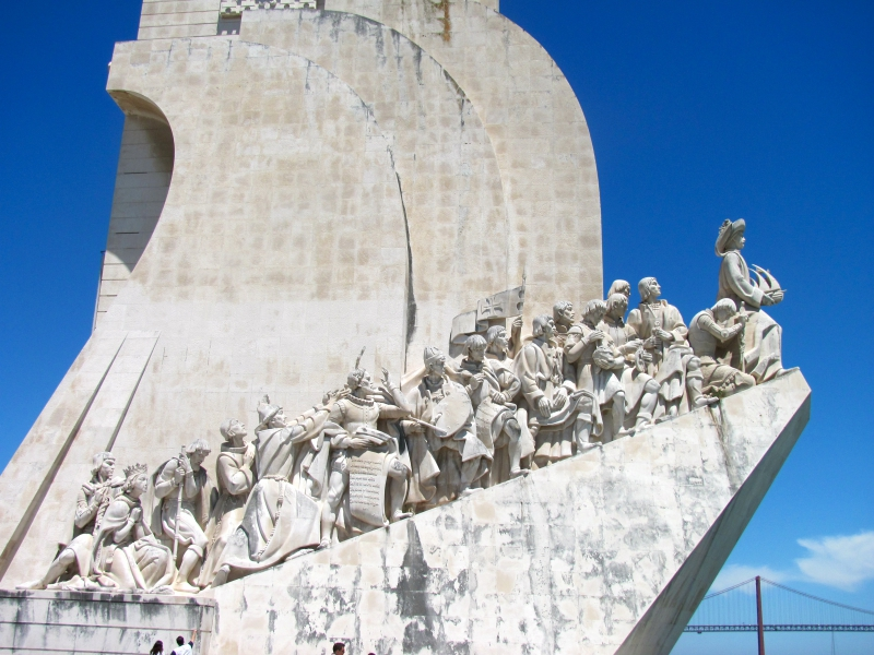 Lisbon - Monument to the Discoveries