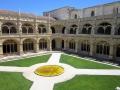 Lisbon - Jeronimos Monastery cloister