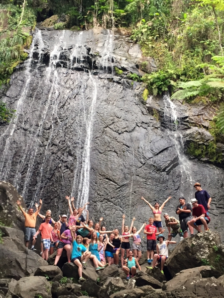 El Yunque National Forest - Hastings HS Choir 2015