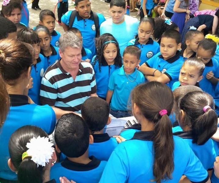Guanica school exchange