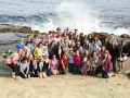 Maple Grove HS Choir 2013 beach