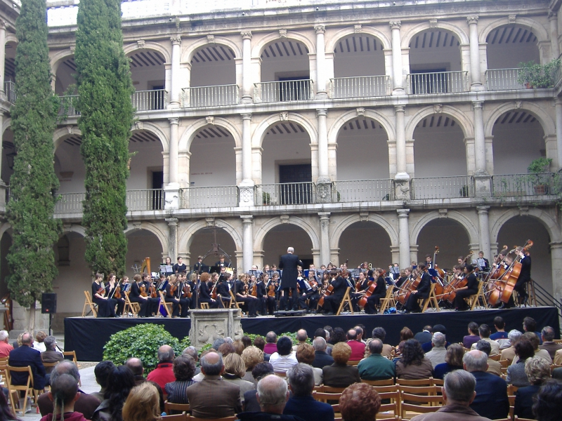 Alcala - St. Olaf Orchestra concert 2008