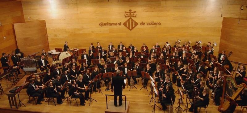 Cullera - St. Olaf Band 2014