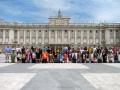Madrid - Royal Palace - Waubonsie Valley HS 2011